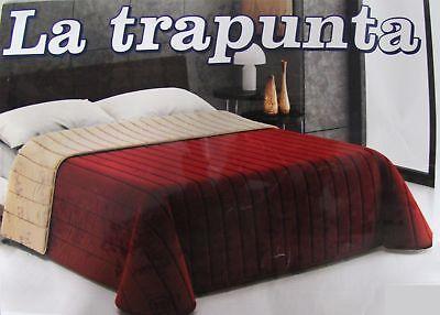 Bedding Trapunta Piumone Tinta Unita Vari Colori Letto Singolo Matrimoniale Piazza Mezza Latest Technology