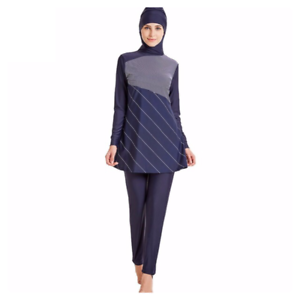 Womens Islamic Muslim Costume Modest Swimwear Burkini Swimming Swim Suit Ladies