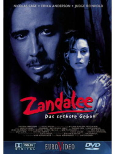 1 von 1 - Zandalee - das sechste Gebot - DVD - Nicolas Cage - Judge Reinhold
