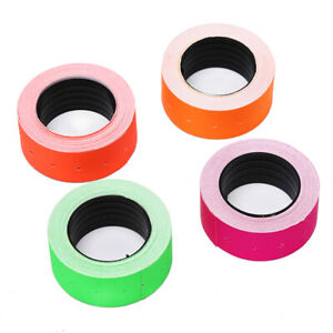500Pcs-Roll-Colorful-Price-Label-Paper-Tag-Mark-Sticker-For-MX-5500-Labelle-BF