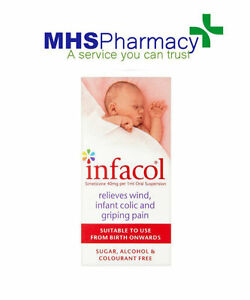 Infacol Suspension Relief From Wind, Infant Colic & Griping Pain Drops - 50ml 692762185776
