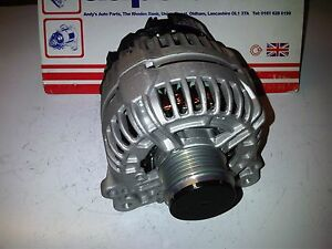 AUDI-A4-amp-A6-1-9-TDi-DIESEL-BRAND-NEW-ALTERNATOR-120A-1995-2005-check-item-data