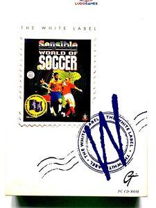 Sensible-World-Of-Soccer-PC-Complet-comme-Neuf-Parfait-Etat-Ouvert-Spa