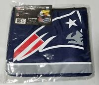 England Patriots Insulated Soft Lunch Bag Cooler Big Logo - 12 Pack