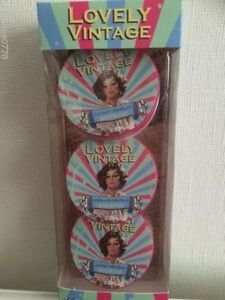 LOVELY-VINTAGE-BODY-CARE-GIFT-SET-BODYBUTTER-3-In-Pack-BNIB