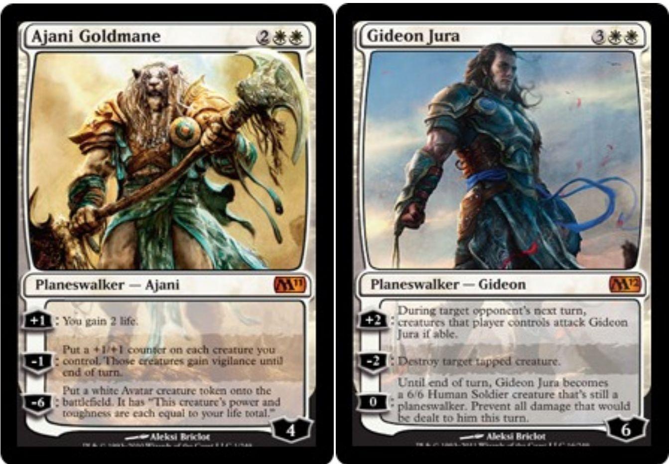 Gideon Jura & & & Ajani goldmane + 20 Random Rares  MTG Magic The Gathering Gift Set 8be7ef