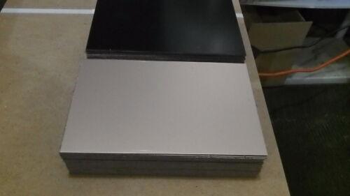"SS. FR-4 BLACK Copper Circuit Board 1 oz 4 sht. PCB 059 8/"" x 12/"""