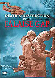1 of 1 - Death And Destruction In The Falaise Gap  DVD NEW SEALED FRREEPOST