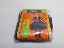Vampire Dracula Men Halloween Costume XL 46 48