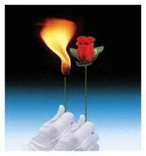 Torch to Flower - Torch to Rose - Fire Magic Trick - Flower Magic - Stage Magic