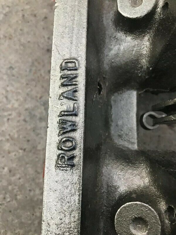 Rowland intake