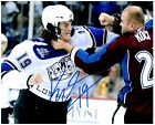 Los Angeles Kings KEVIN WESTGARTH Signed Autographed 8x10 Pic A