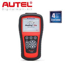 Autel MD802 4 System OBD2 Diagnostic Tool Code Reader Scanner Airbag ABS Engine