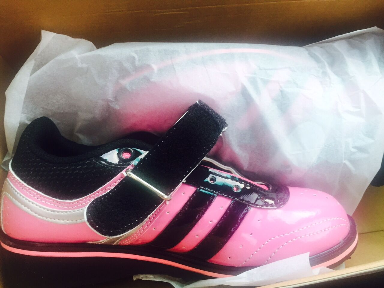 Weightlifting shoes Pink size 4.5