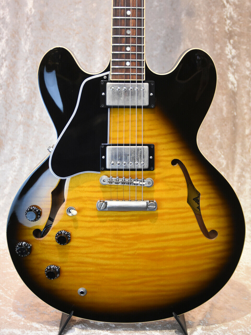 Gibson ES-335 DOT Reissue Left Handed Japan rare beautiful  popular EMS F S