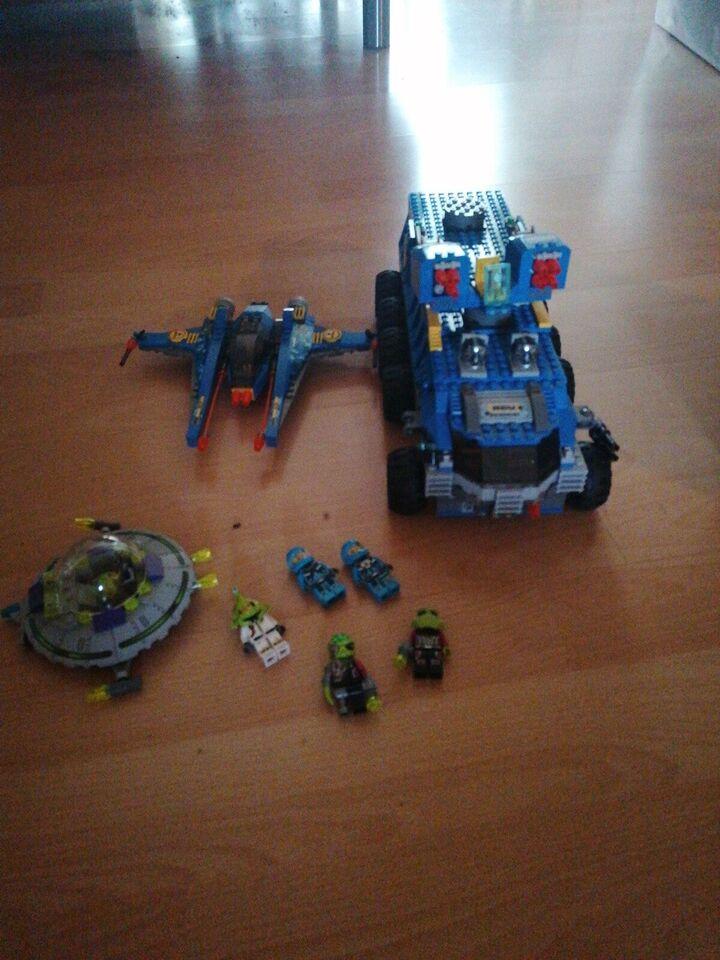Lego Alien conquest, 7066