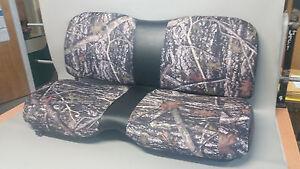 John Deere Xuv 550 Bench Seat Covers >> John Deere Gator Bench Seat Covers Xuv 550 S4 In Camo Black Or
