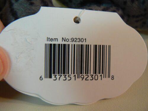 LYZZIE Great Everyday Gift Idea NEW Wishpets PLUSH GRAY LIZARD #92301