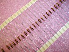 Qty 200 33 Ohm 14w 1 Precision Metal Glazed Resistors Rgp0207 33r 1 Neohm