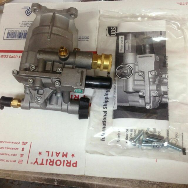 PRESSURE WASHER PUMP KIT EXCELL DEVILBISS 3//4 HORIZONTAL 5-7 HP 2750 PSI 2.5GPM