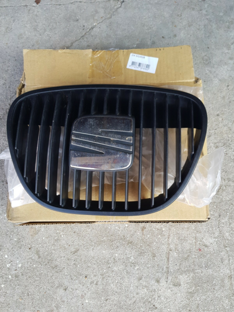 Andre reservedele, Frontgrill, Seat Ibiza, årg. 2004