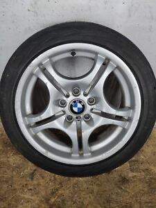 Front Right Or Left M Double Spoke Style 68 Alloy Rim Wheel Oem Bmw