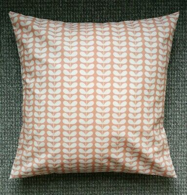 "40 // 45 // 50cm Retro Orla Kiely TINY STEM DUCK EGG cushion cover 16/"" 18/"" 20/"""