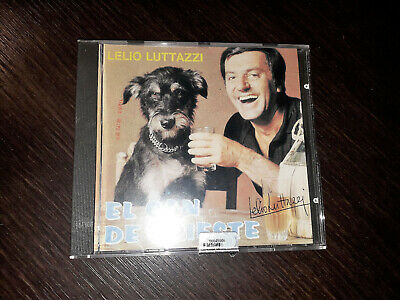 LELIO LUTTAZZI – EL CAN DE TRIESTE – GREEN RECORDS – CD ...