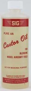 CASTOR OIL FOR RC PLANES - QUART