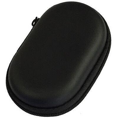 Waterproof Carry Hard Case Box Headset Earphone Earbud Storage Pouch Bag Black .
