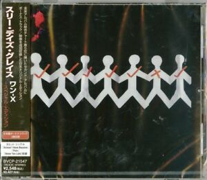 THREE-DAYS-GRACE-ONE-X-SPECIAL-EDITION-JAPAN-CD-BONUS-TRACK-F37