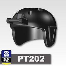 PT202 (W50) Advanced Army Assault Helmet Compatible w/ toy brick minifigures