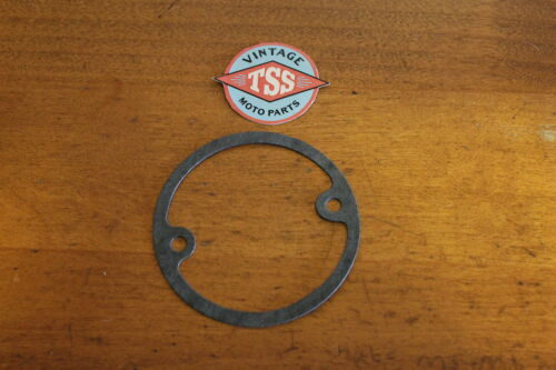 71-1462  TRIUMPH 500 650 750 TIMING POINTS COVER GASKET 63-82 71-1423