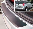 PEUGEOT 5008 - CARBONE STYLE Pare-chocs arrière protection