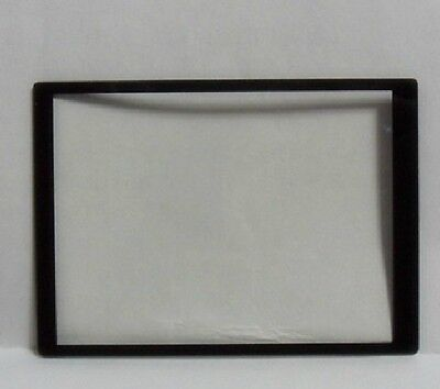 New Outer LCD Screen Window glass cover glass for Nikon Coolpix P500 Camera