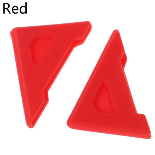 2Pcs Car Door Corner Cover Silicone Anti-Scratch Crash Protection Protector