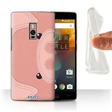Gel/TPU Phone Case for Popular Devices Smartphone/Animal Stitch Effect/Cover