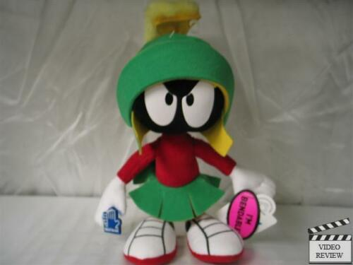 Looney Tunes; Applause NEW Marvin the Martian 11 inch poseable bendable doll