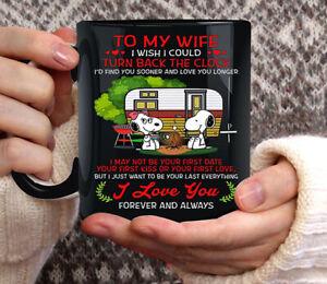 To My Wife I Love You Forever And Always Coffee Mug Gift Love Husband