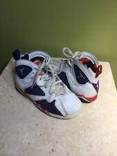 free shipping 09451 bc360 item 1 Nike Air Jordan VII 7 Retro Olympic Red White Blue Size 2.5y Youth ( 304773-133) -Nike Air Jordan VII 7 Retro Olympic Red White Blue Size 2.5y  Youth ...