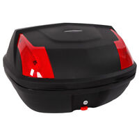 X-large Motorcycle Scooter Trunk Touring Tail Top Case Box Luggage Universal