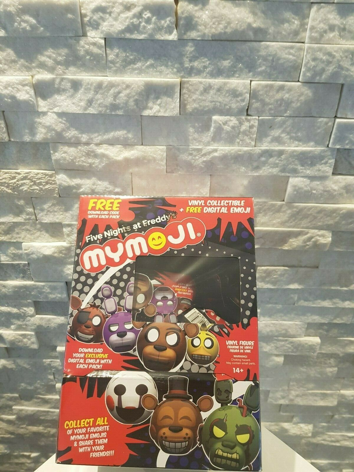Funko Five Nights at Frotdy's   MY MOJI - Retail Box Sealed- 24 pieces