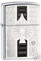 Zippo 24196 Ace Of Spades Lighter
