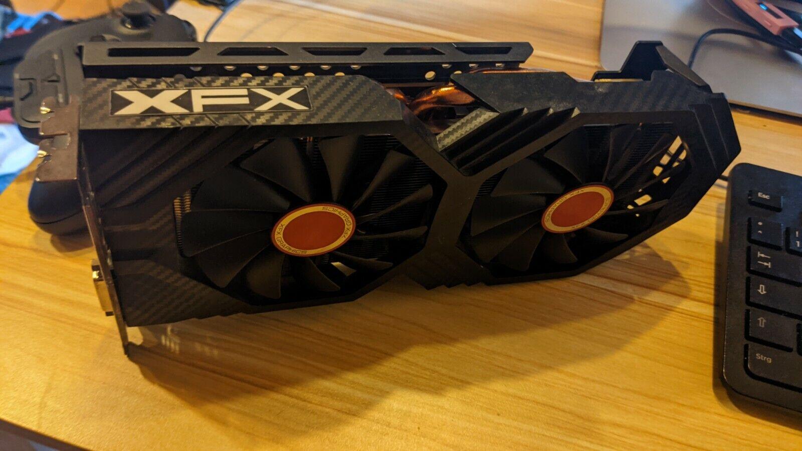 XFX RX 580 8GB