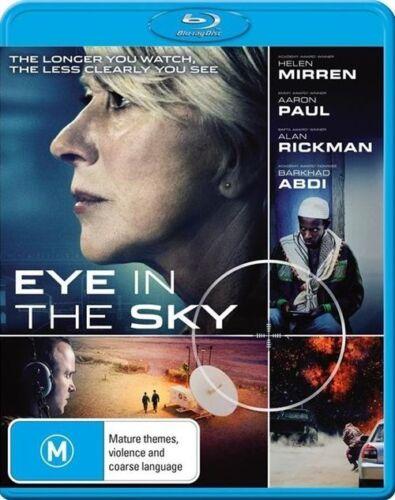 1 of 1 - Eye In The Sky (Blu-ray, 2016) Used