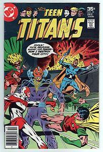 The-Teen-Titans-52-1977-High-Grade