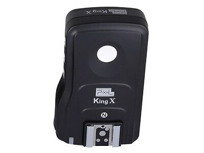 Pixel 3rd Generation King Pro Wireless TTL Flash Trigger Receiver Only for Nikon