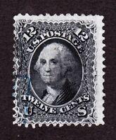 US 69 12c Washington Used Fine w/ Light Cancel SCV $100