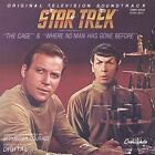 Star Trek, Vol. 1: The Cage/Where No Man Has Gone Before by Alexander Courage (CD, Oct-1990, GNP/Crescendo)