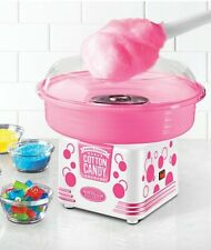 Nostalgia Hard And Sugar Free Candy Countertop Cotton Candy Maker